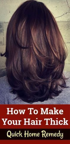 How one can make your Hair thicker – 5 Superb Residence Cures