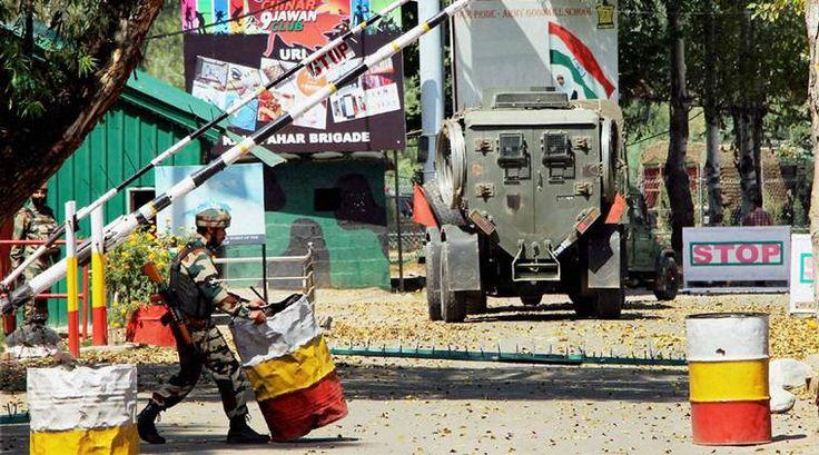 uri terror attack, uri attack, uri army base, indian army uri attack, attack on uri, kashmir terror attack, india news, latest news, indian express news