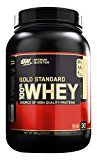 Optimum Nutrition Gold Standard 100% Whey Protein Powder, Vanilla Ice Cream, 2 Pound