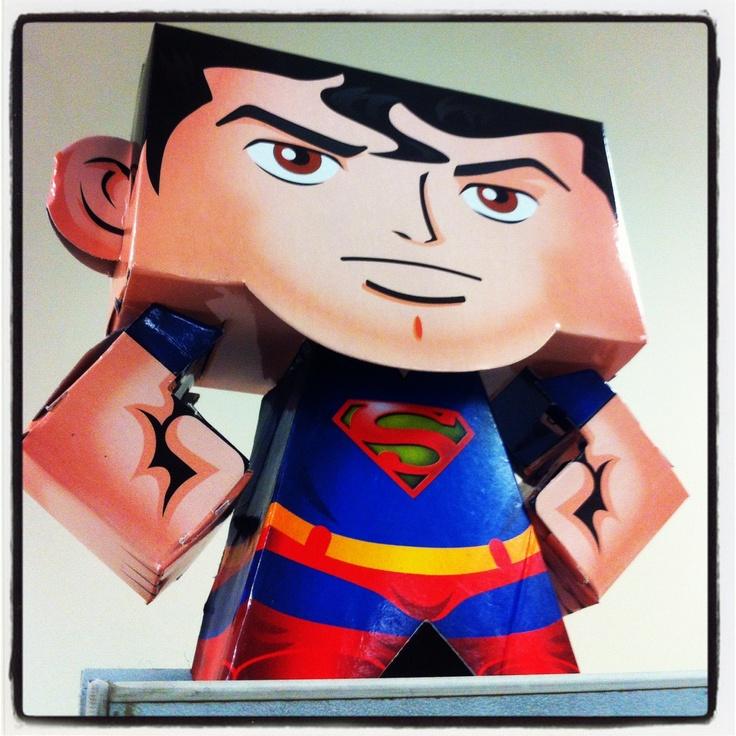 Super-Carton  #avengers #comic #heroe