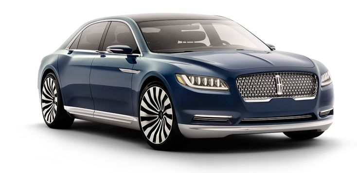 #LincolnContinental Concept signals the future of quiet luxury and the all-new full-size sedan coming next year. #LexingtonParkFordLincoln #Lincoln