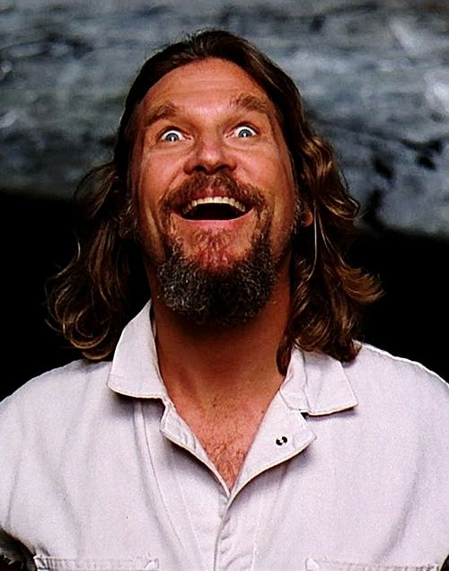 """I bowl. Drive around. The occasional acid flashback."" - Jeff Bridges in ""The Big Lebowski"" (1998)"