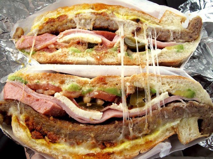 Torta Cubana Google+