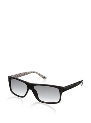 66% OFF Loewe Women's SLW768 Sunglasses, Shiny Black