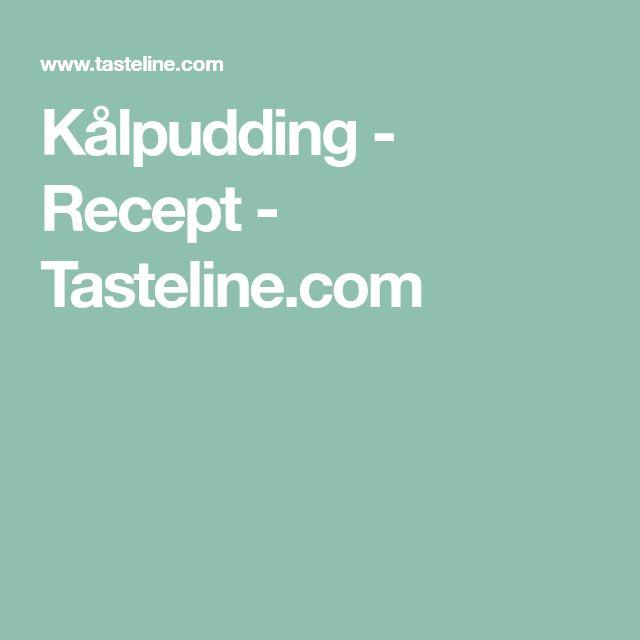 Kålpudding - Recept - Tasteline.com