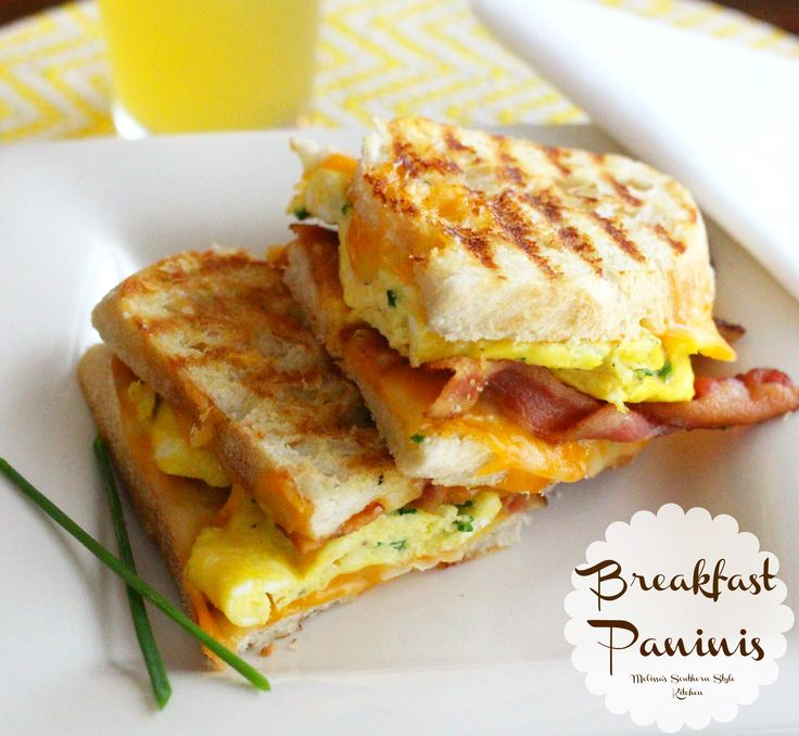 Best 25+ Breakfast panini ideas on Pinterest | Panini ...