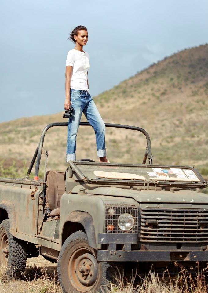 J. Crew's Summer in Africa
