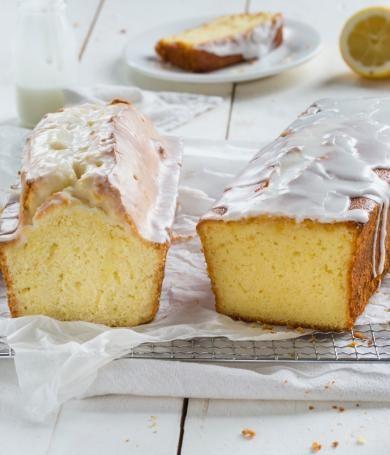 Der saftigste aller Zitronenkuchen   – Rezepte