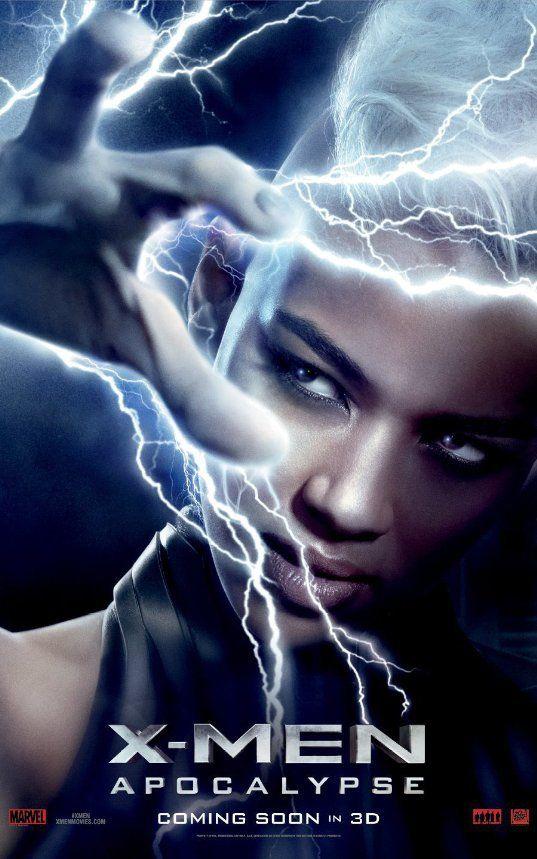 X-Men Apocalypse Poster Affiche Promo Cinéma (7)