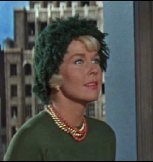 Vintage Hats and Doris Day: Pillow Talk and Lover Come Back