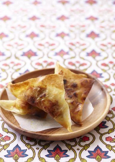 サモサ のレシピ・作り方 │ABCクッキングスタジオのレシピ | 料理教室・スクールならABCクッキングスタジオ