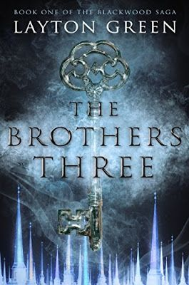 CBY'S Saturday Current Reads - The Brothers Three by Layton Green