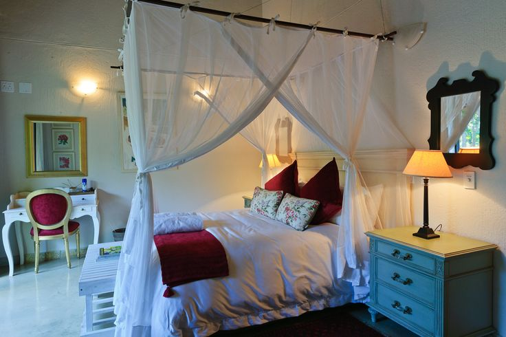 Our lovely Marula suite