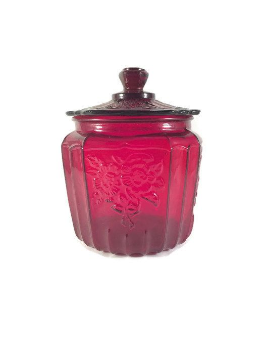 Hey, I found this really awesome Etsy listing at https://www.etsy.com/il-en/listing/465787641/mayfair-open-rose-red-glass-covered