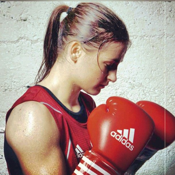 how to become a female olympic boxer