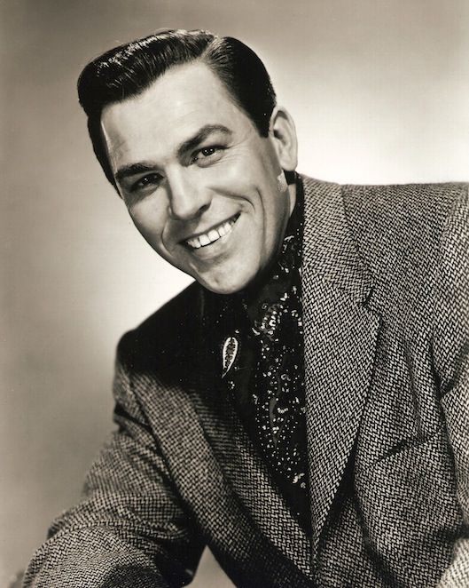 """Howard Keel- starred in some of my favorite musicals: """"Kiss Me Kate,"""" """"Show Boat,"""" and """"Seven Brides for Seven Brothers."""" He had a BEAUTIFUL singing voice."""