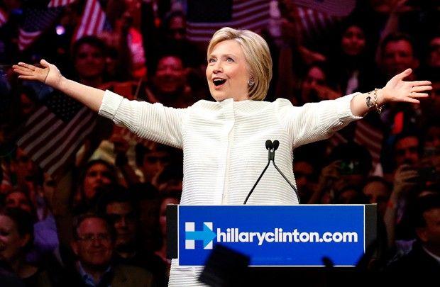 O Empenho Notícias & Afins: ELEIÇÕES EUA:  Hillary vence primárias na Califórn...