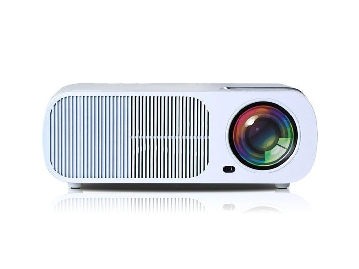 LED Projector 800*480 2600 Lumens Support 1080 Full HD+Ceiling Mount for Business Education Home Theater Projector TYYMN20a #hometheaterprojector