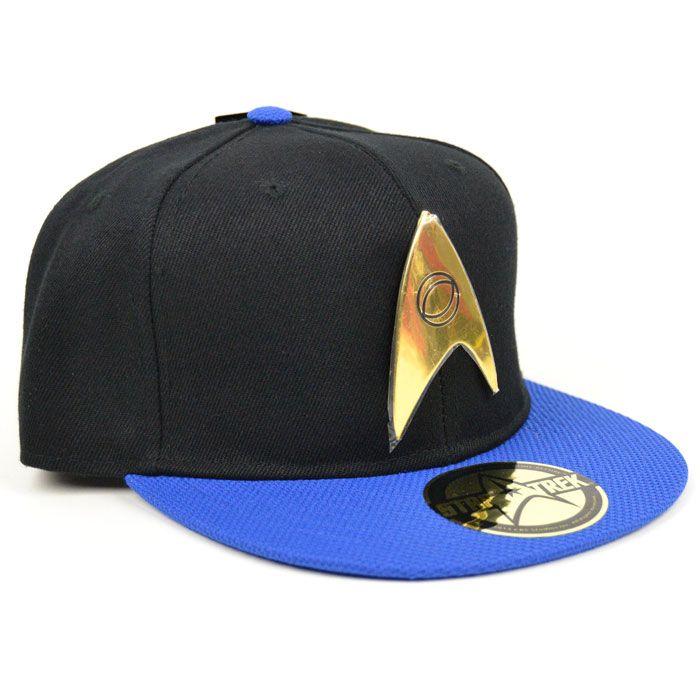 Star Trek: Science Logo Snap Back Cap