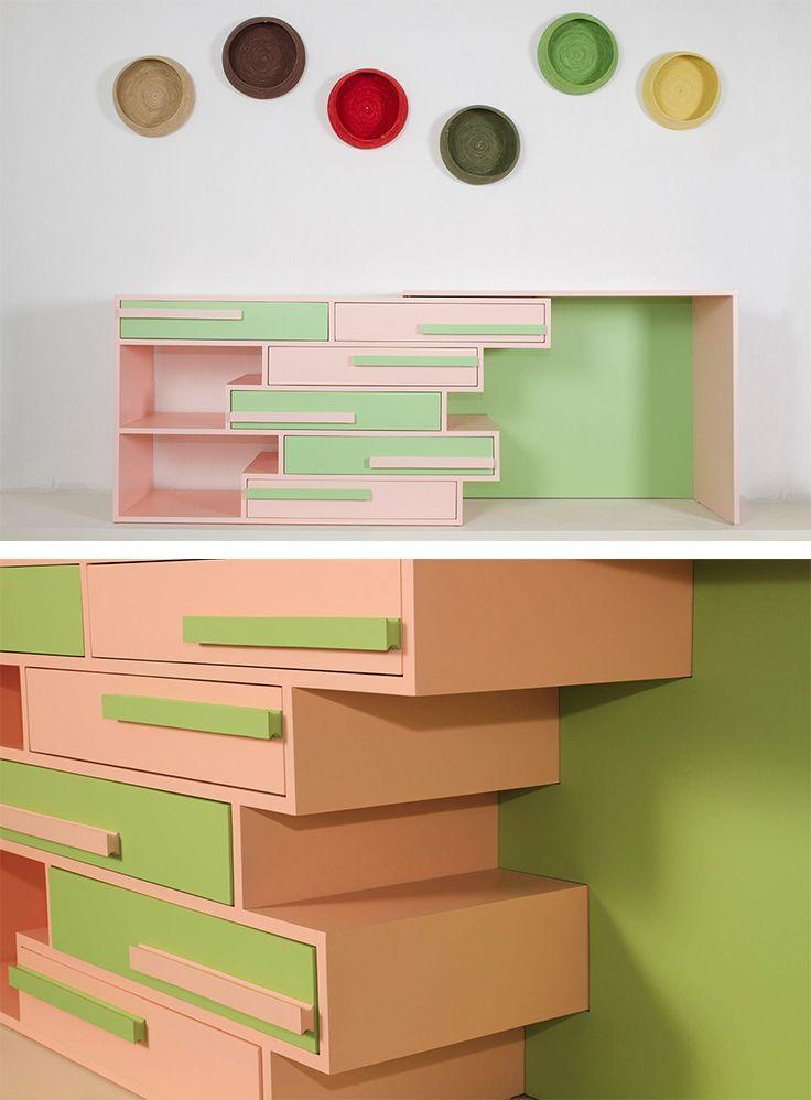 Increíble Cómoda Escritorio Muebles Combinado Colección de Imágenes ...