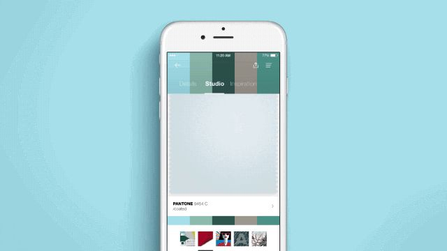 Pantone's new App Turns The World Into A Prismatic Palette