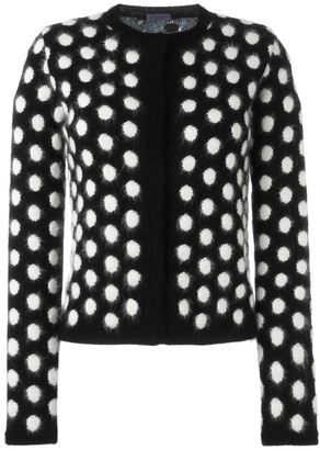 Emanuel Ungaro polka dot cardigan - Shop for women's Cardigan