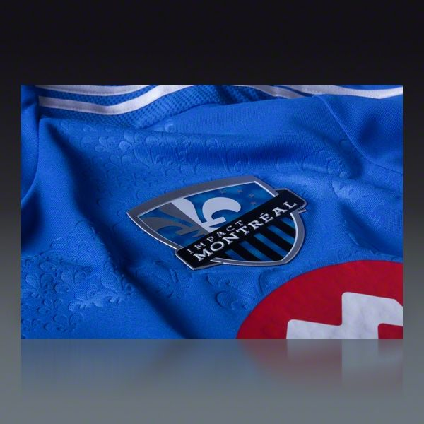 adidas Montreal Authentic Home Jersey 2015 | SOCCER.COM
