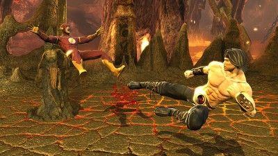 Mortal Kombat vs. DC Universe (Xbox 360)