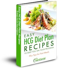 Tasty delicious recipes for the HCG Diet Plan