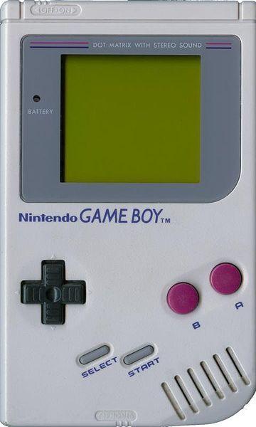 The original Gameboy- Tetris was my favorite.