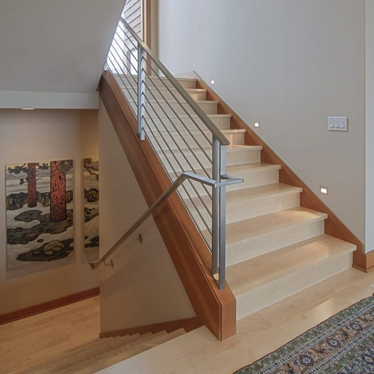 11 Best Stair Railings Images On Pinterest