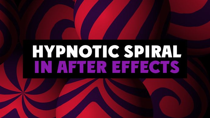 In this tutorial, Ilya Dji from Easy After Effects demonstrates how you can quickly create a hypnotic spiral effect using Adobe After Effects.
