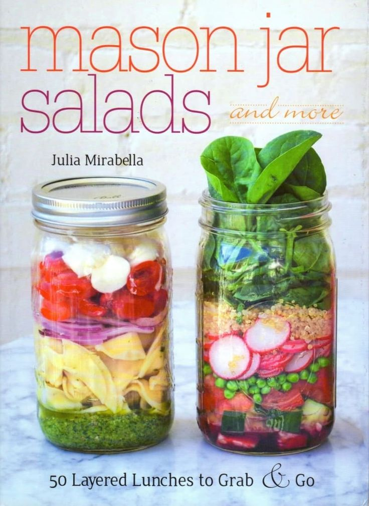 Full of tips on how to layer your lunches to keep them as fresh as possible.Get it from Amazon for $11.85 (paperback) and $9.99 (kindle).