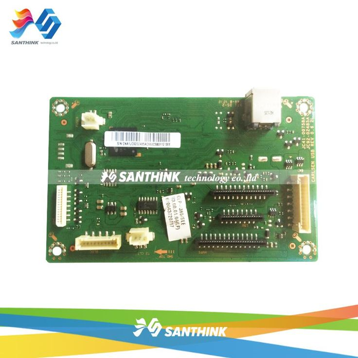 100 Test Main Board For Samsung Clp 365 Clp 366 Clp 360 Clp 360 366 365 Clp365 Formatter Board Mainboard Cool Things To Buy Samsung Boards