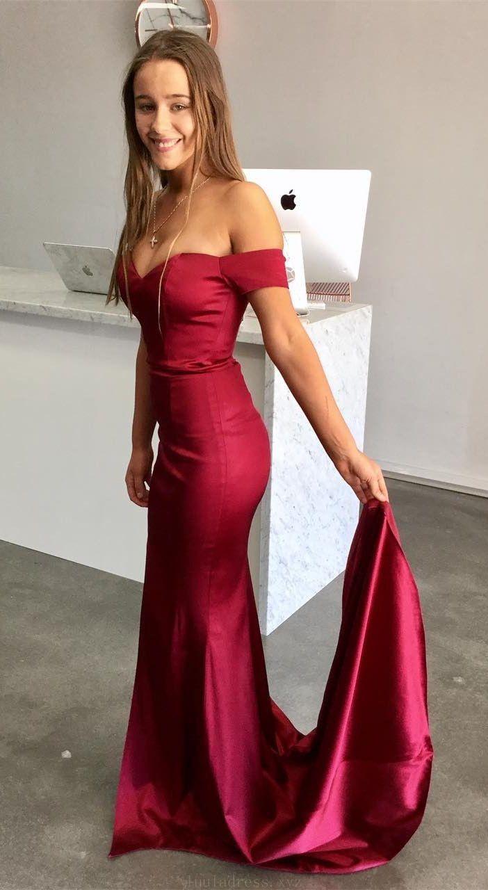 Prom dresses red mermaid prom dresses long prom dresses prom