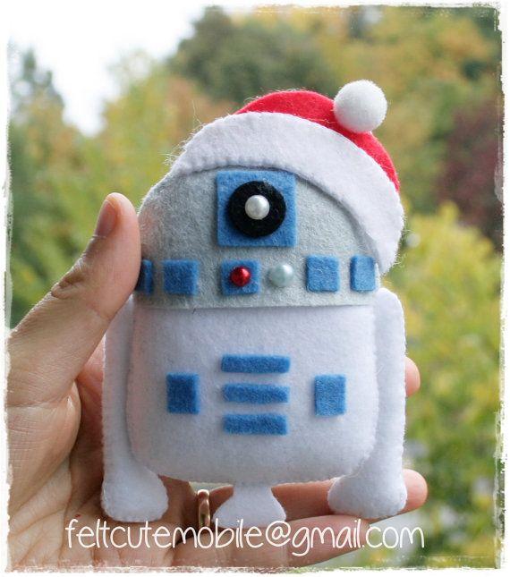 Una Fieltro Star Wars bebé artesanía hecha a mano Decoración