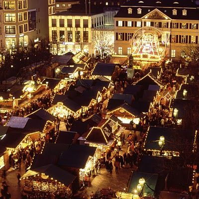 Tips For Going to a German Christmas Market