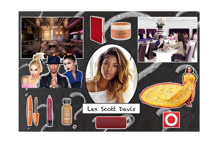 7 Questions With Lex Scott Davis