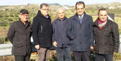 Calabria: #Catanzaro #Sp #Guardavalle-Guardavalle Scalo: sopralluogo del presidente Bruno (link: http://ift.tt/2jeaKd5 )