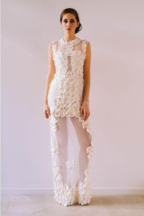 SUKI LACE SLIP by When Freddie met Lilly http://www.whenfreddiemetlilly.com.au/bridal-gowns/suki-lace-slip-8013.html
