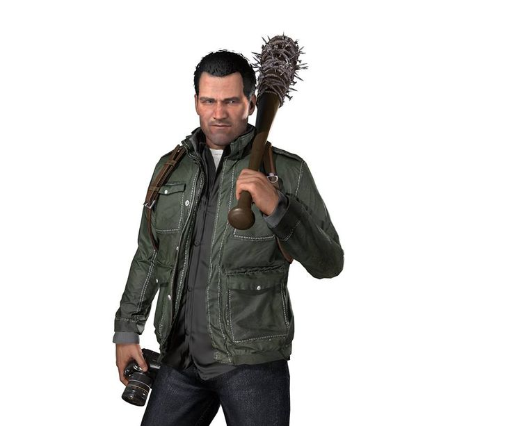 Frank West: Dead Rising 4