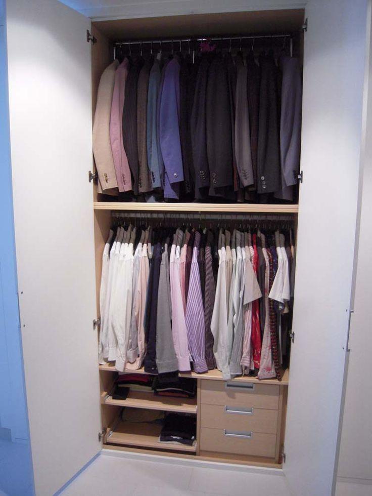 Ideas de armarios empotrados simple elegant dressing dressing with ideas de armarios empotrados - Ideas de armarios empotrados ...
