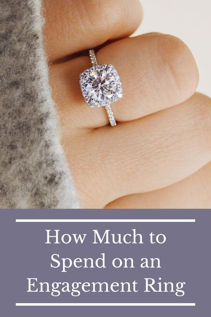 How Much To Spend On An Engagement Ring Fact Vs Fiction Joy In 2020 Prong Setting Engagement Ring Engagement Rings Buying An Engagement Ring