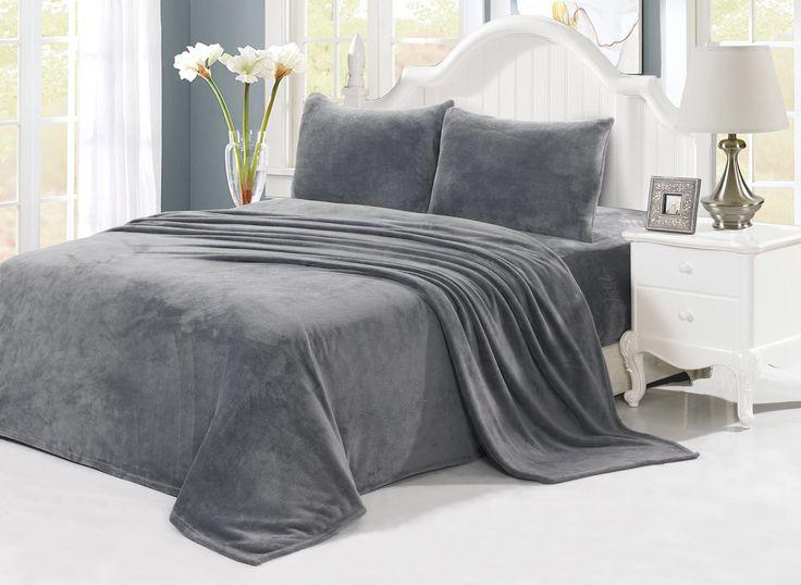 Velvet Soft Queen Sheet Set