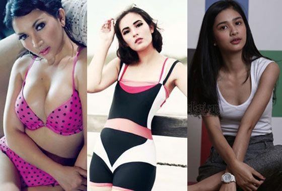 Inilah 3 Artis Cantik Indonesia Yang Mengasuransikan Bagian Tubuhnya | Pitek Walek