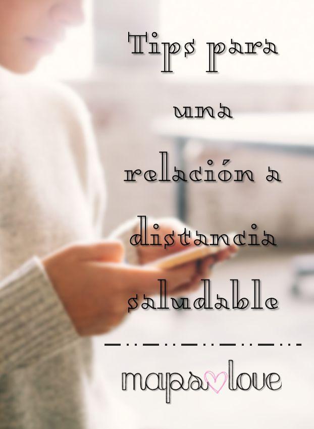 Tu guía básica para perder ese miedo de no ser capaz de mantener una relación a distancia saludable y feliz. ¡Disfrútala al máximo! Healty ldr https://mapsandlove.wordpress.com/2016/04/04/tips-para-una-relacion-a-distancia-saludable/