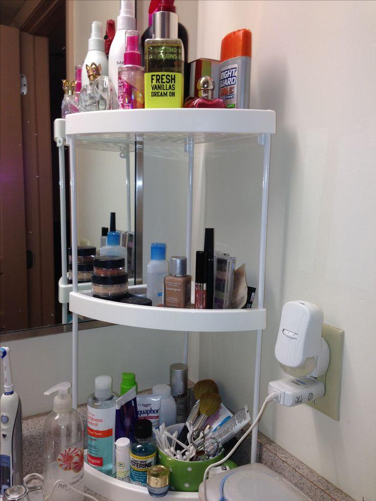 Bathroom Countertop Organizer