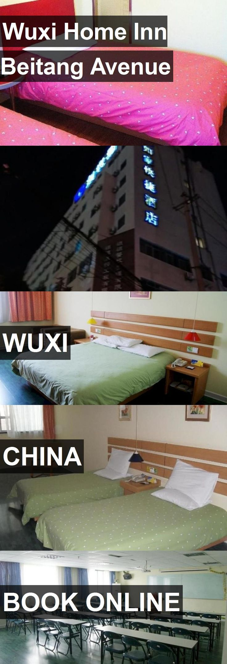 Hotel Wuxi Home Inn Beitang Avenue in Wuxi, China. For more information, photos, reviews and best prices please follow the link. #China #Wuxi #travel #vacation #hotel