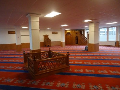 Fetih Moschee - Basler Muslim Kommission