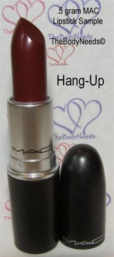 MAC Lipstick Sample Hang-Up